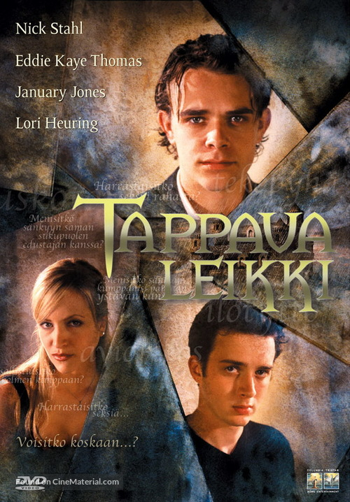 Taboo - Finnish Movie Cover