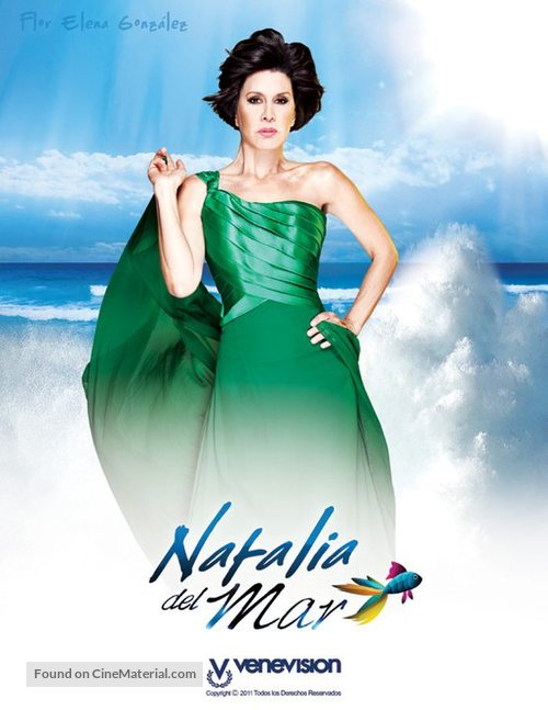 """Natalia del Mar"" - Venezuelan Movie Poster"