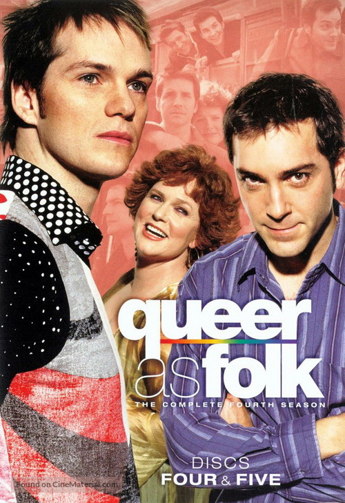"""""""Queer as Folk"""" - Movie Cover"""