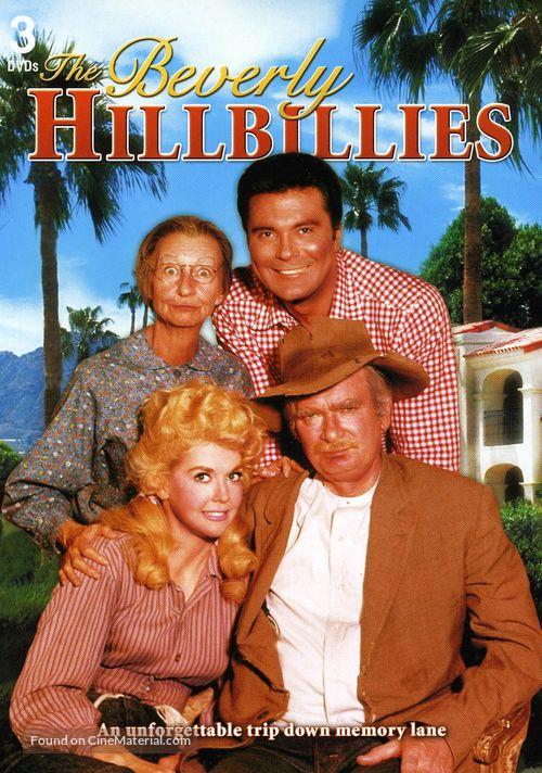 """The Beverly Hillbillies"" - DVD cover"