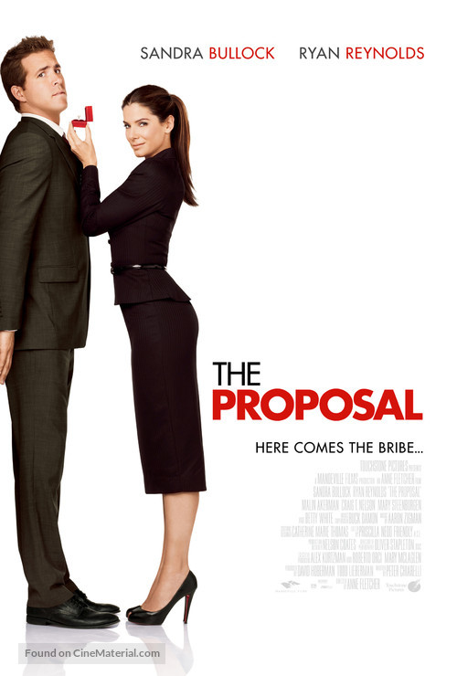 The Proposal - Movie Poster