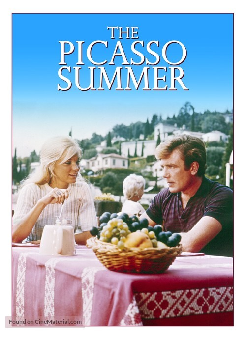 The Picasso Summer - Movie Poster