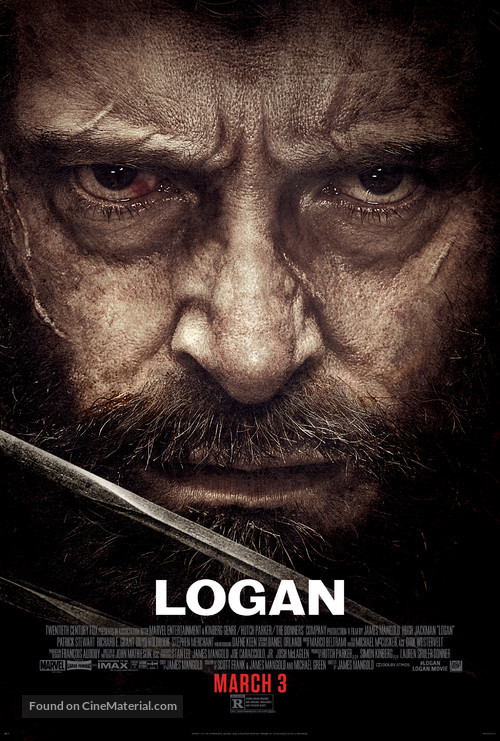 Logan - Theatrical poster