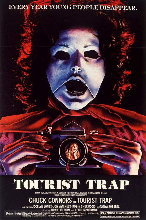 Tourist Trap - Movie Poster