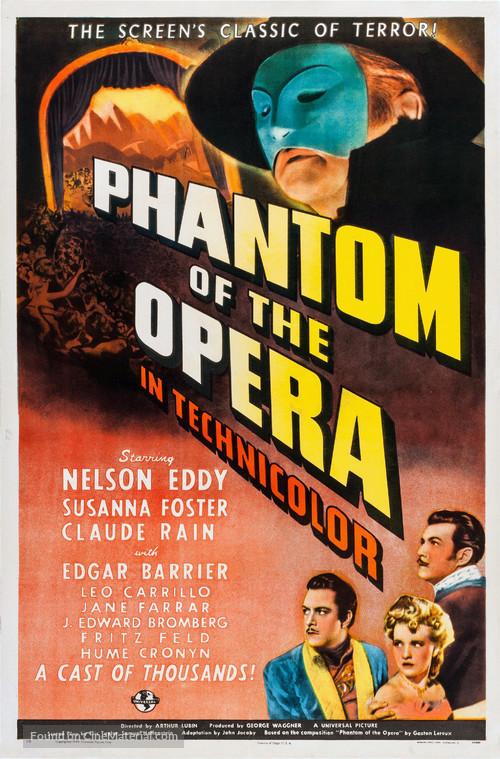 the phantom of the opera 1943 movie download
