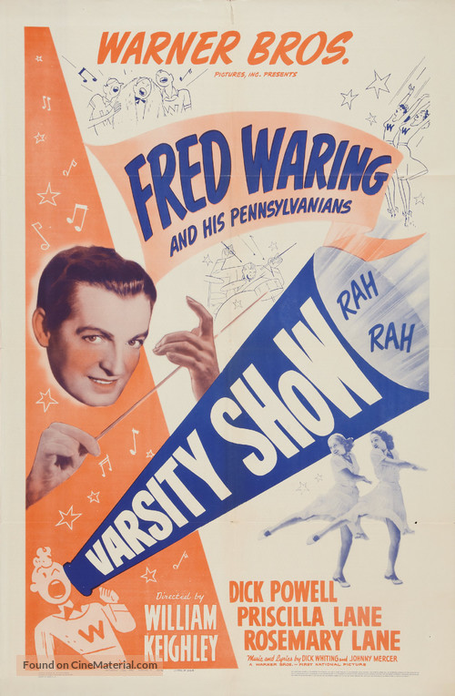 Varsity Show - Movie Poster