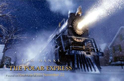 The Polar Express - Video release poster