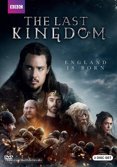"""The Last Kingdom"" - British Movie Cover"
