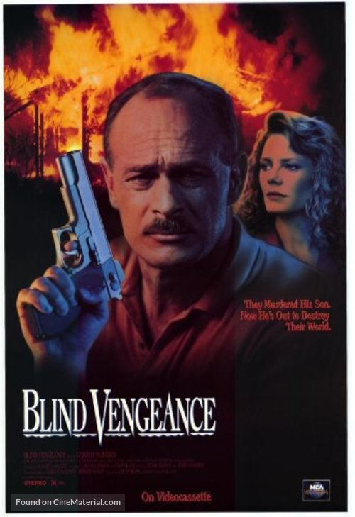 Blind Vengeance - Movie Poster