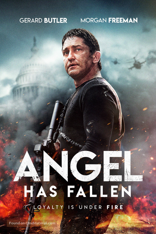 Angel Has Fallen - Video on demand movie cover