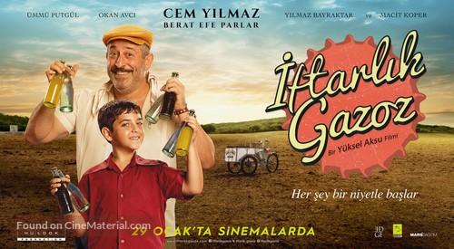Iftarlik Gazoz - Turkish Movie Poster