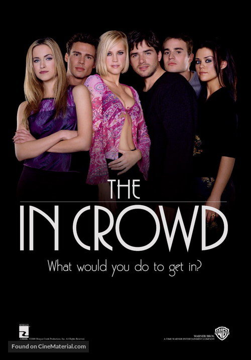 The In Crowd - Movie Poster