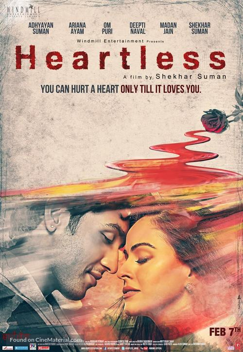 Heartless - Indian Movie Poster
