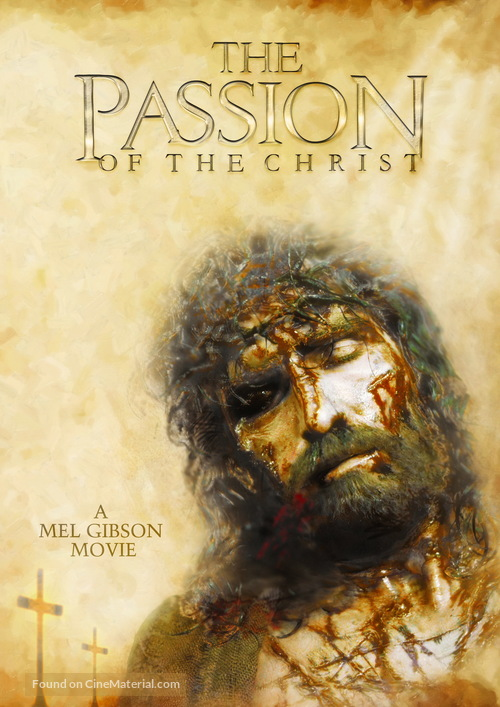 The Passion of the Christ movie cover