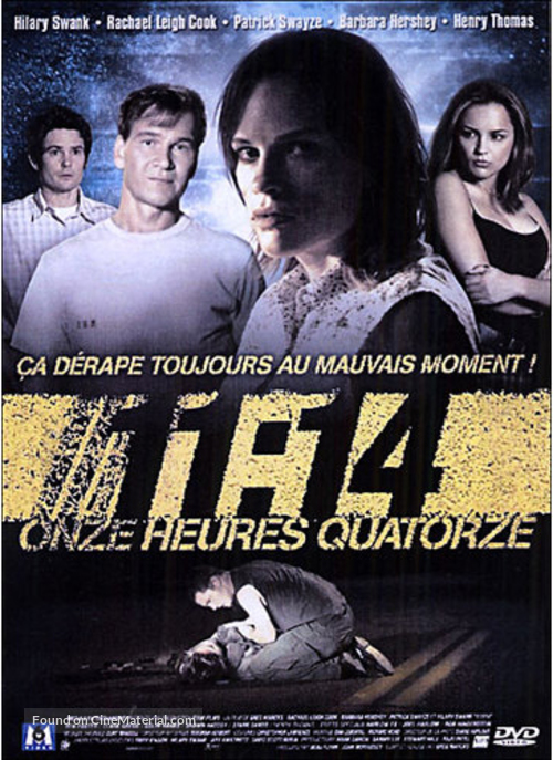 11:14 - French Movie Poster