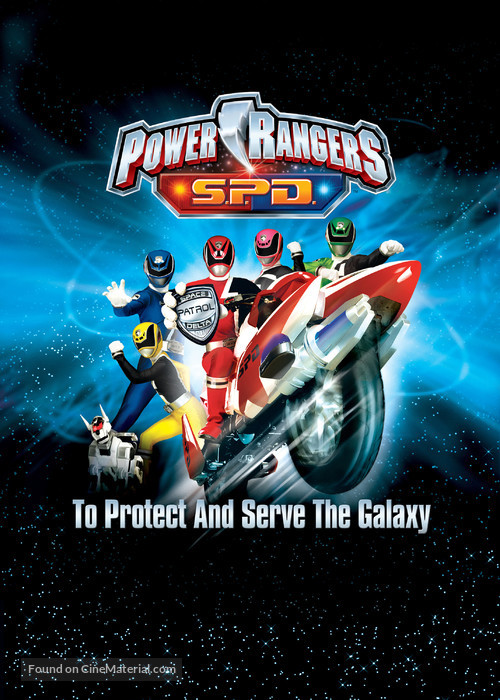 Power Rangers S.P.D. ...