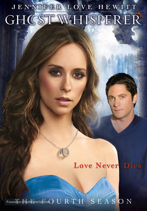 """Ghost Whisperer"" - Movie Cover"