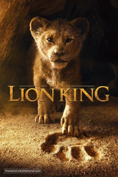 The Lion King - Movie Cover