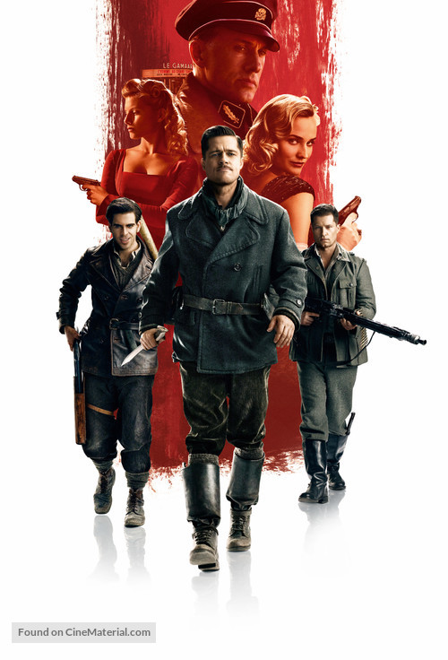 Inglourious Basterds - Key art