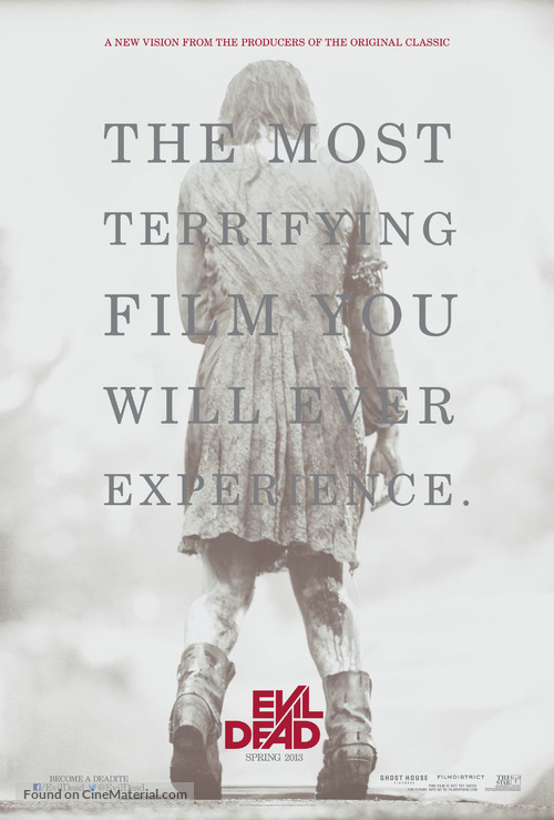 Evil Dead - Movie Poster