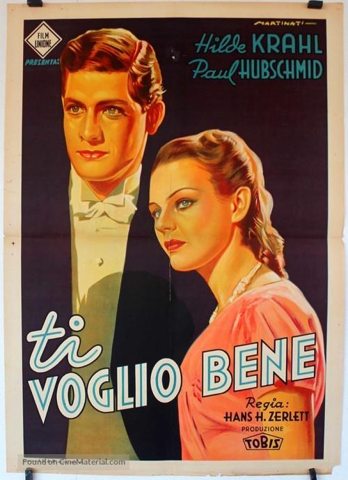 Meine Freundin Josefine - Italian Movie Poster