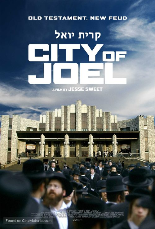 City of Joel - Movie Poster