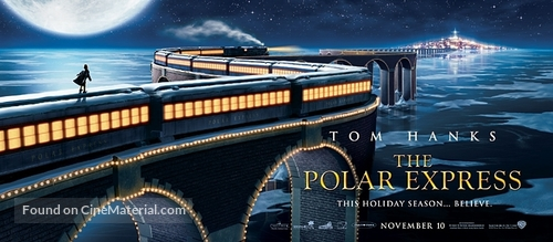 The Polar Express - Movie Poster