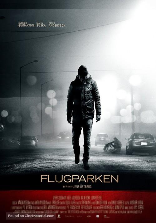 Flugparken - Swedish Movie Poster