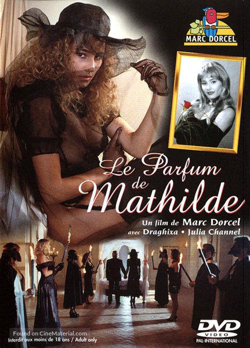 Le Parfum De Mathilde French Dvd Cover