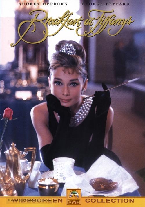 Breakfast at Tiffany's - Movie Cover