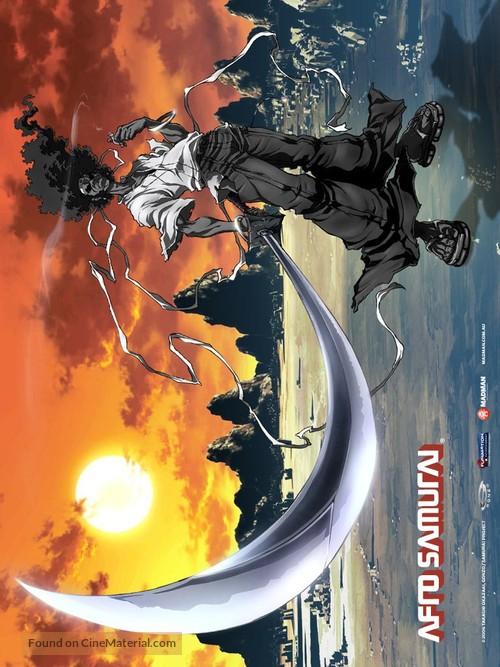 Afro Samurai: Resurrection - poster