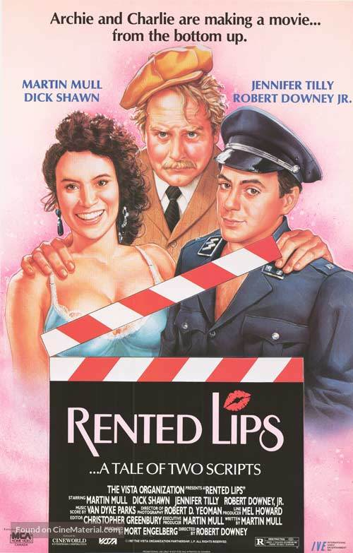 Rented Lips - Movie Poster