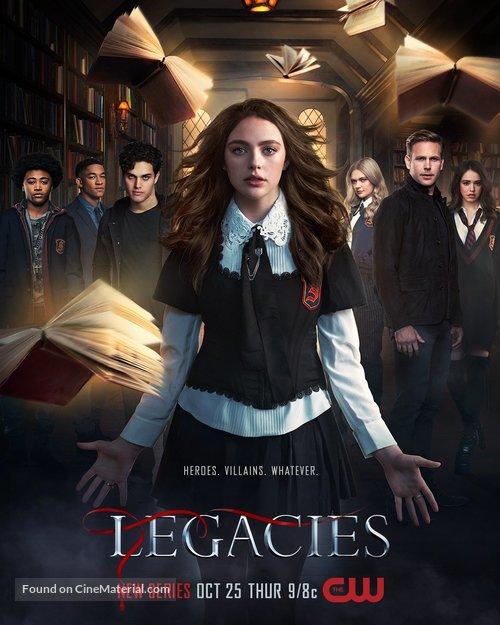 """""""Legacies"""" - Movie Poster"""