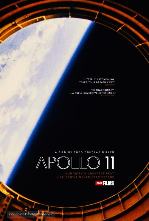 Apollo 11 - Movie Poster