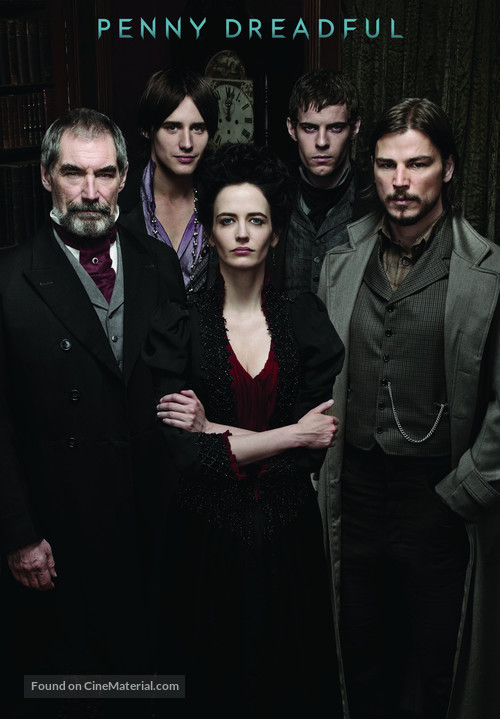 """Penny Dreadful"" - Video on demand movie cover"