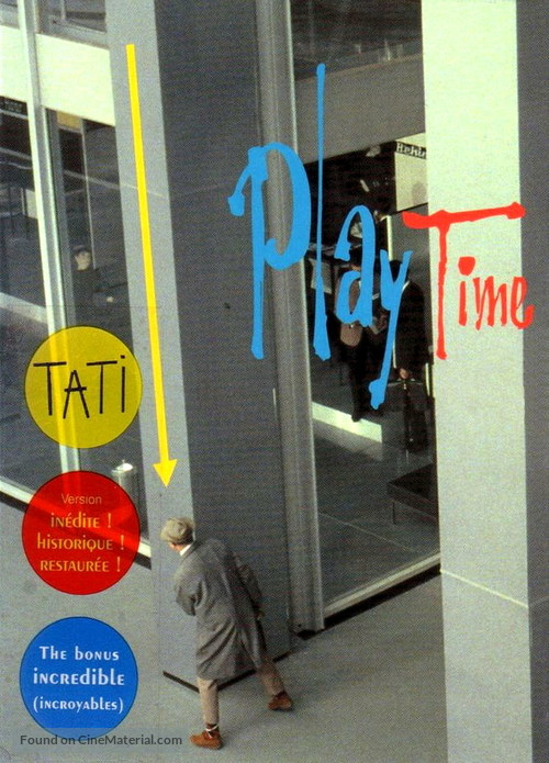 Play Time - DVD movie cover