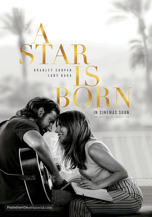 A Star Is Born - New Zealand Movie Poster