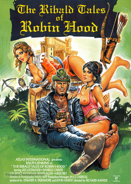 The Ribald Tales of Robin Hood - Movie Poster
