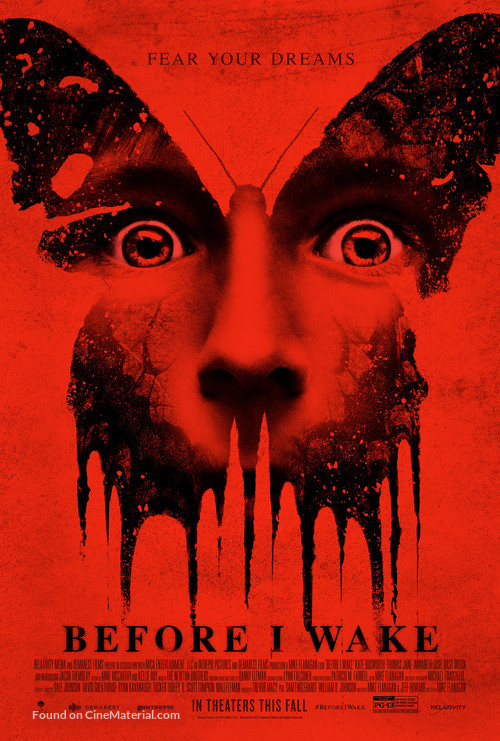 Before I Wake - Movie Poster