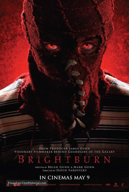 Brightburn - Singaporean Movie Poster
