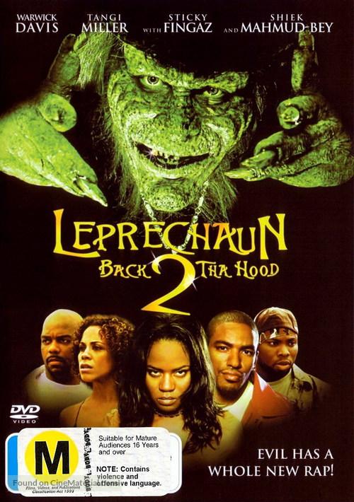 Leprechaun 6 - New Zealand DVD cover