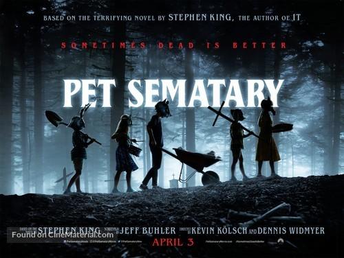 Pet Sematary - Philippine Movie Poster