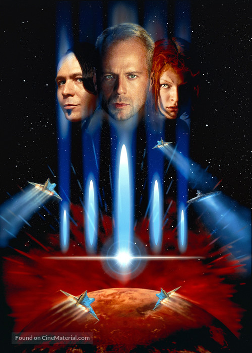 The Fifth Element - Key art