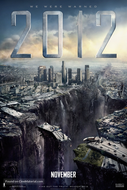 2012 - Movie Poster