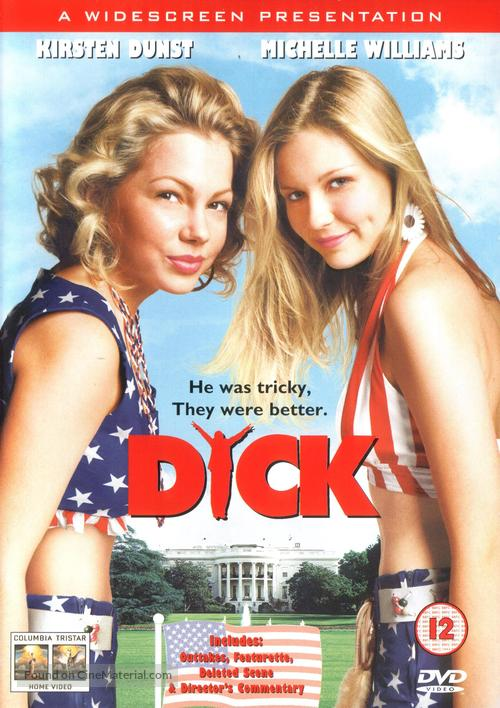Dick - British Movie Cover