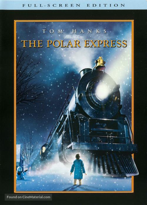 The Polar Express - DVD movie cover