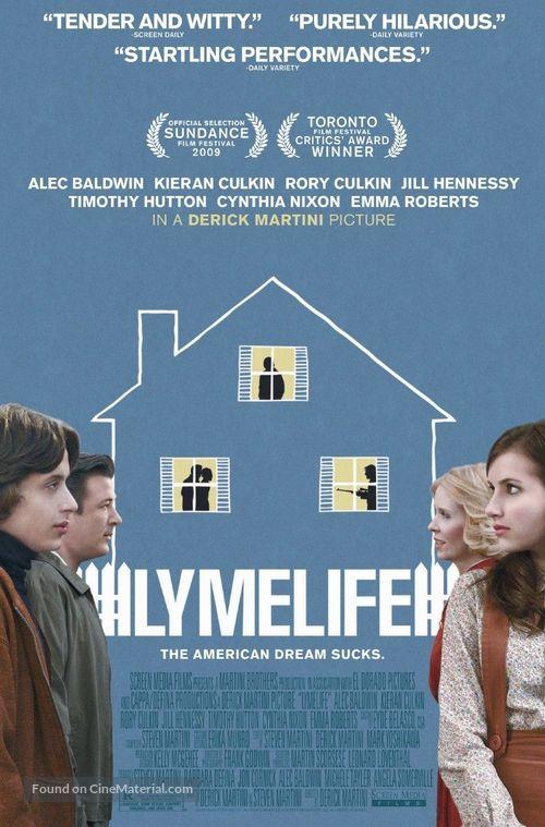 Lymelife - Movie Poster