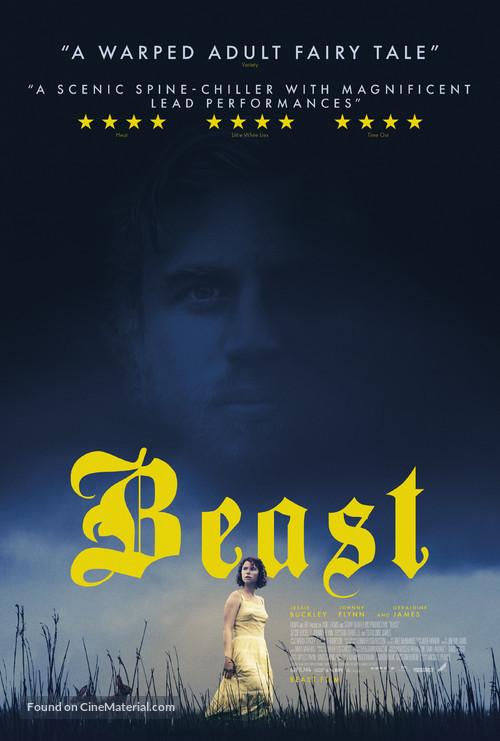 Beast - British Movie Poster