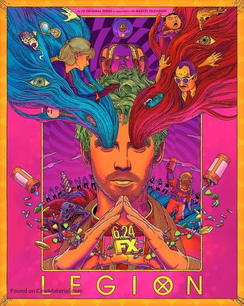 """Legion"" - Movie Poster"