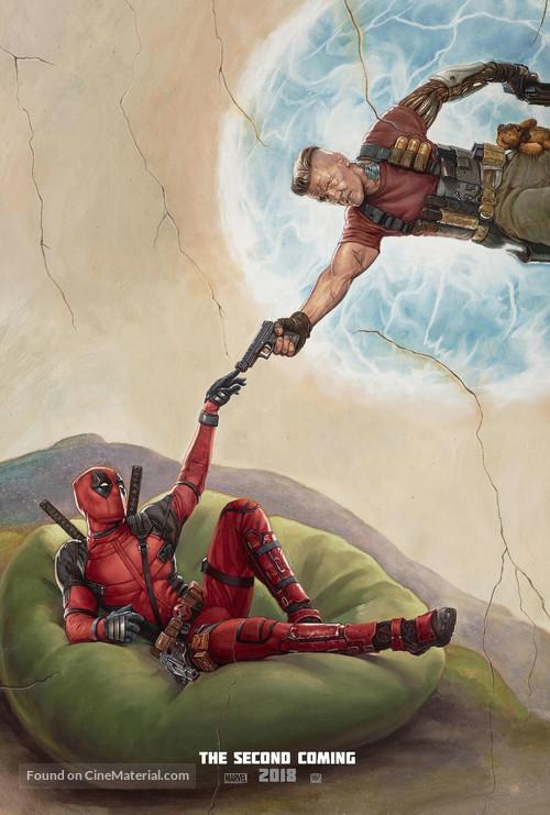 Deadpool 2 - Movie Poster